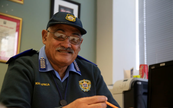 Western Cape traffic chief Kenny Africa is retiring from public service on 31 July 2020. Picture: Kaylynn Palm/EWN