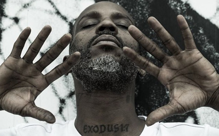 FILE: Earl Simmons, also known as the rapper DMX. Picture: @dmx/Instagram.