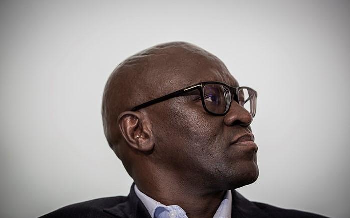 Madoda Mxakwe, SABC group chief executive officer. Picture: Sethembiso Zulu/EWN