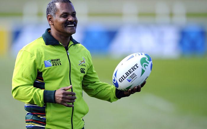 FILE: Former Springbok coach Peter de Villiers. Picture: AFP