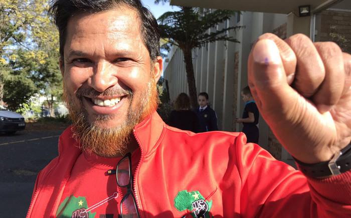 FILE: The EFF's Nazier Paulsen. Picture: EWN