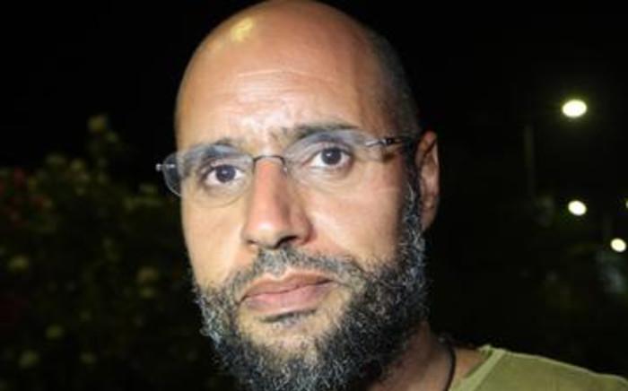 Saif al-Islam Gaddafi. Picture: AFP