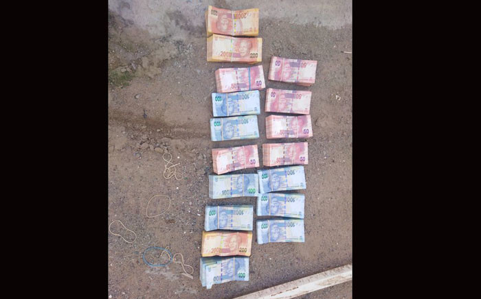 Police in Kimberely arrested a 50-year-old man after illicit alcohol worth R10 million was found in his home. Picture: SAPS.