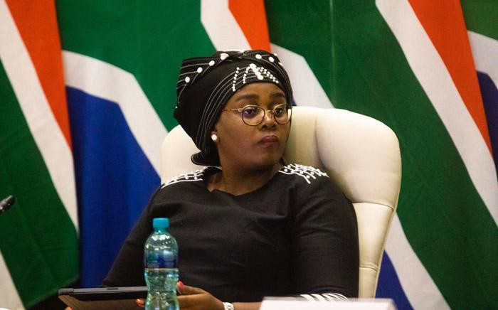 The tourism minister said in a statement that the decision of the Constitutional Court is consistent with their view that Solidarity's case lacks legal merit and moral standing. Picture: Kayleen Morgan/EWN
