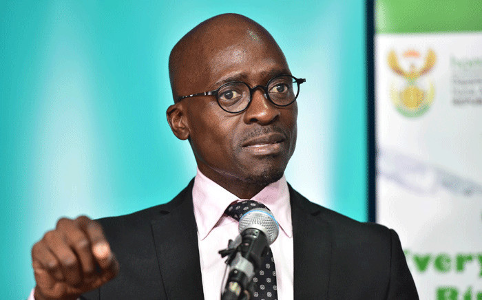 FILE: Home Affairs Minister Malusi Gigaba. Picture: GCIS