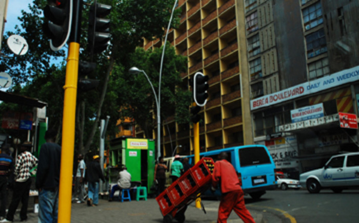 The South African National Traders Retail Alliance took the city to court in a bid to stop officials from demolishing stalls as part of a clean-up operation. Picture: EWN