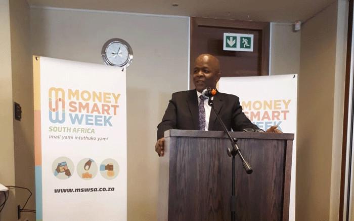 FILE: Deputy Finance Minister Mondli Gungubele. Picture: @TreasuryRSA/Twitter
