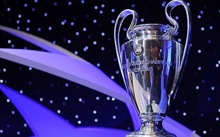 The UEFA Champions League returns at the quarter-final stage tonight. Picture: AFP.