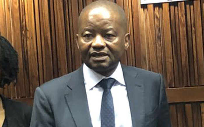 FILE: Peter Moyo in the Johannesburg High Court on 18 July 2019. Picture: Nthakoana Ngatane/EWN