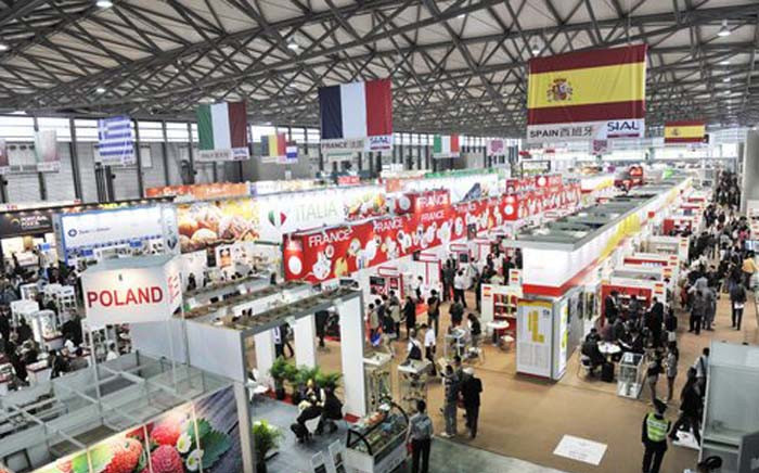 The Department of Trade and Industry and Wesgro support Western Cape companies at the SIAL China Trade Show. Picture: @Wesgro/Twitter
