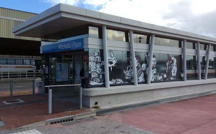FILE: A MyCiti bus stop in Mitchells Plain, Cape Town. Picture: Facebook.com.