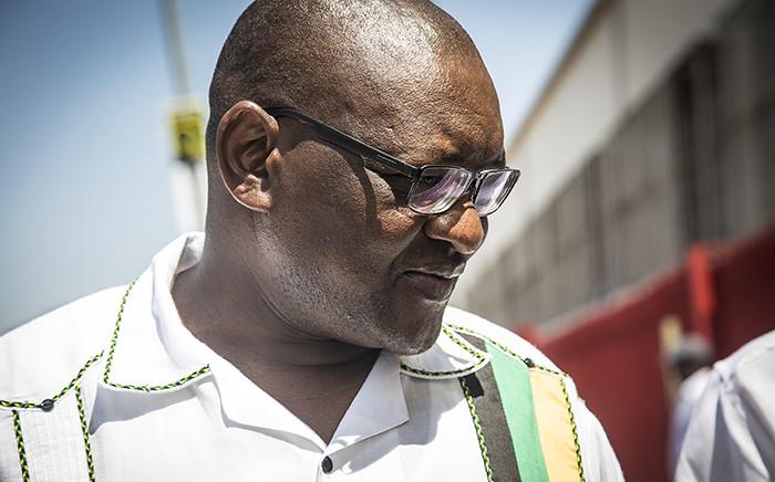 Gauteng Premier David Makhura. Picture: Reinart Toerien/EWN.