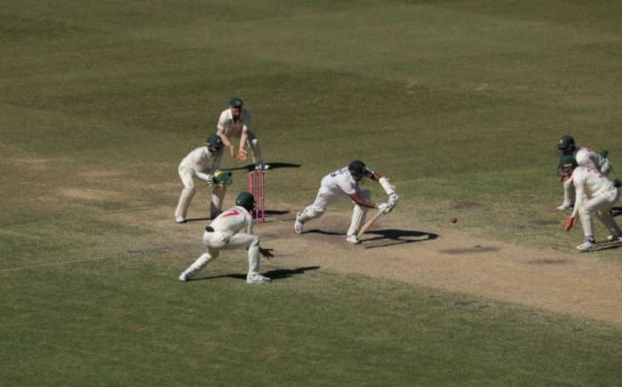 India took on Australia in the third Test on 11 January 2021. Picture: Twitter/Cricket Australia