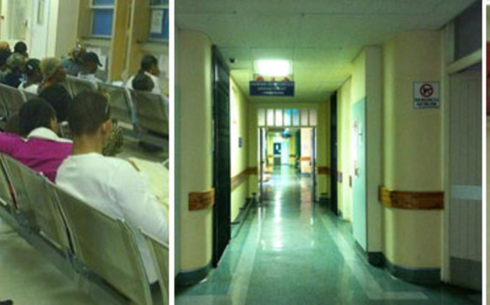 FILE: Northern Cape hospitals are beginning to feel pressure. Picture: Hospitalsincrisis.jpg