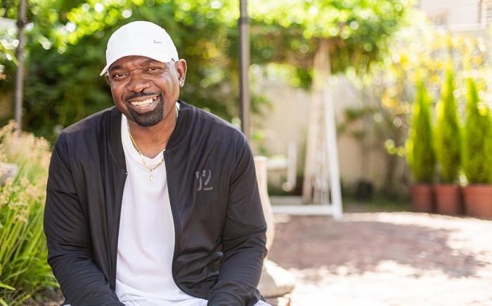 SA actor Menzi Ngubane. Picture: @menzingubaneza/Twitter.