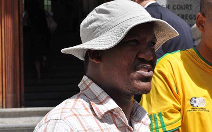 Former ANC councillor Andile Lili. Picture: Catherine Rice/EWN