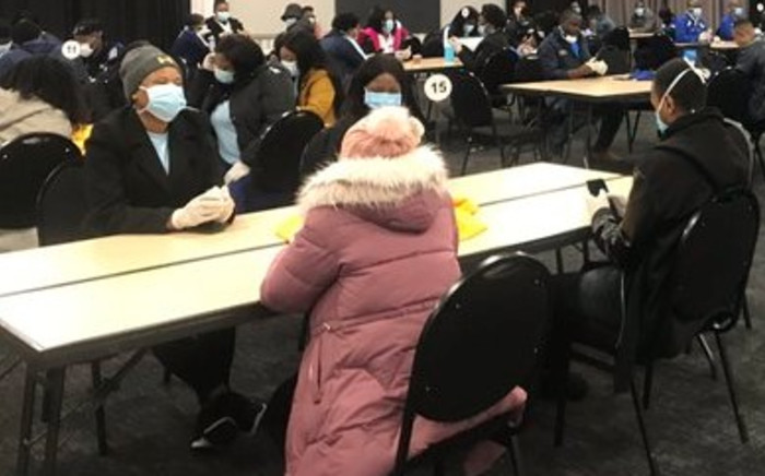 More than 70 students were repatriated earlier in March while on job placement in China – including in the city of Wuhan where the virus originated. Picture: Bonga Dlulane/EWN