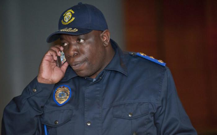 Tshwane Metro Police Department chief Steven Ngobeni. Picture: Pretoria News.
