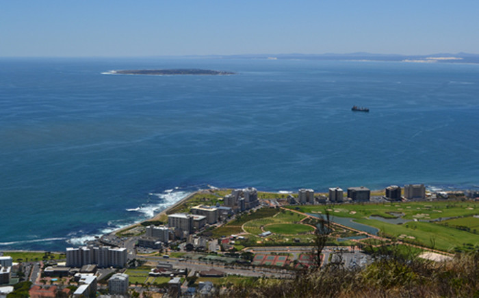 View from Signal Hill. Picture: Supplied