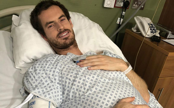 Former Wimbledon winner Andy Murray. Picture: Instagram