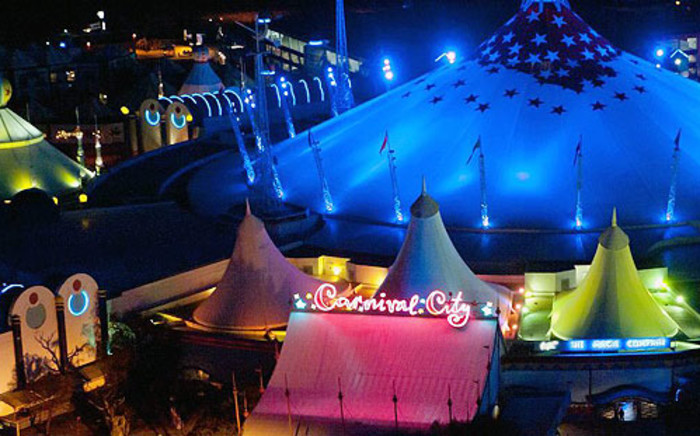 Sun International's Carnival City Casino and Entertainment World in Gauteng. Picture: Facebook.