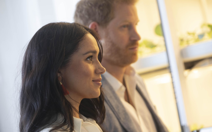 FILE: The Duke and Duchess of Sussex met with young entrepreneurs and staff at the Youth Employment Service in Tembisa on 2 October 2019. Picture: Kayleen Morgan/EWN