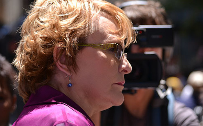 Western Cape Premier Helen Zille. Picture: Catherin Rice/EWN