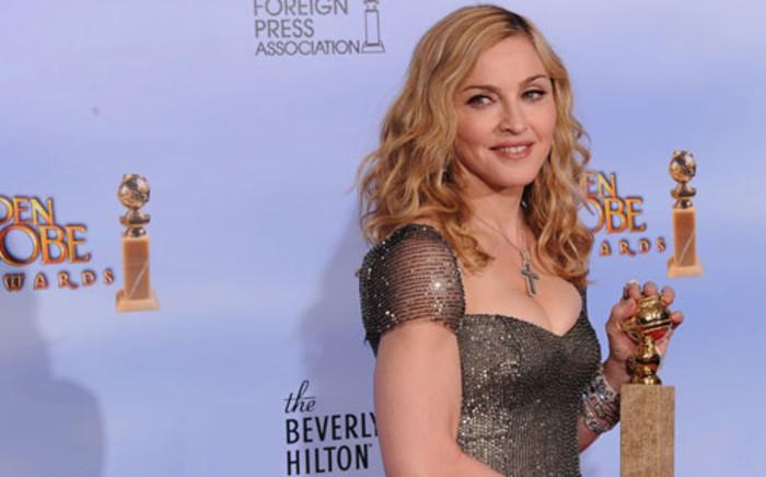 Madonna. Picture: AFP.
