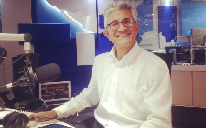 Presidential Climate Change Coordinating Commission deputy chair Valli Moosa. Picture: Twitter/@Radio702