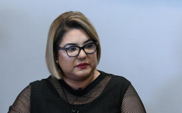 Former head of legal at Eskom, Suzanne Daniels. Picture: Christa Eybers/EWN