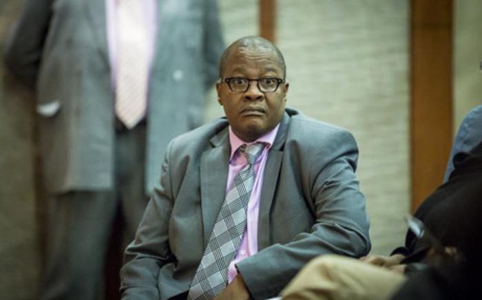 Eskom CEO Brian Molefe. Picture: EWN.