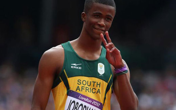 FILE: Anaso Jobodwana has won gold in the men's 100 metre event at the World University Games. PICTURE: IAAF
