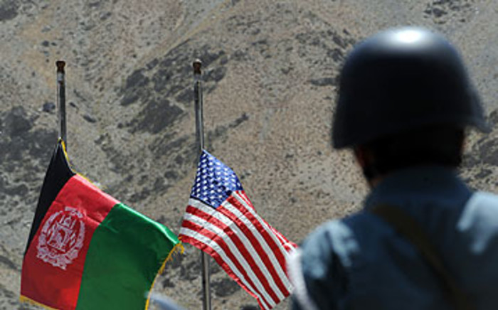 The US would maintain a force of 9,800 until the end of 2015 while sticking to a 2017 exit plan. Picture: AFP.