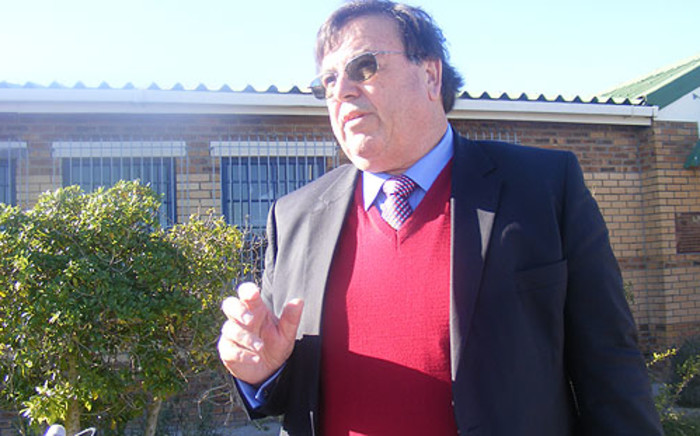 Western Cape Education MEC Donald Grant. Picture: Chanel September/EWN