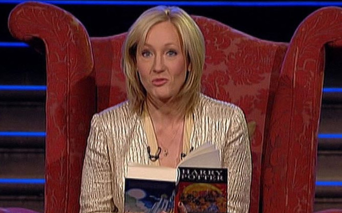 FILE: J.K Rowling. Picture: Facebook.