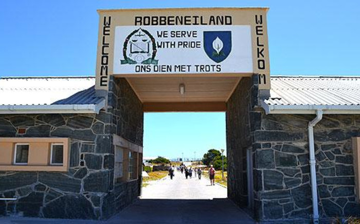 Robben Island.