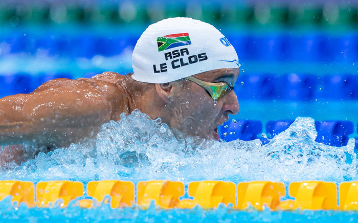 South African swimmer Cha le Clos in action at the 2020 Tokyo Olympic Games. Picture: Anton Geyser/SASPA/SASI