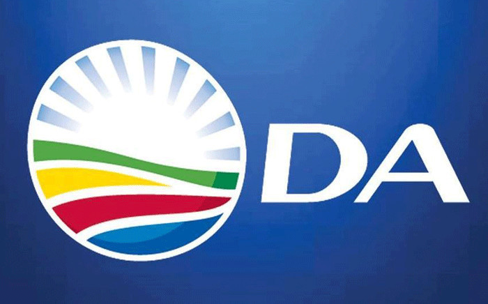 Democratic Alliance (DA) logo. Picture: Democratic Alliance Gauteng Facebook page.