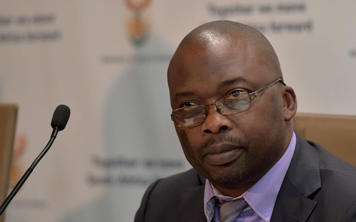FILE: Minister of Justice and Correctional Services Michael Masutha. Picture: GCIS
