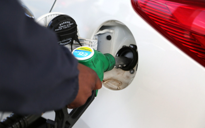 Petrol pump at BP station. Picture: Sebabatso Mosamo/EWN