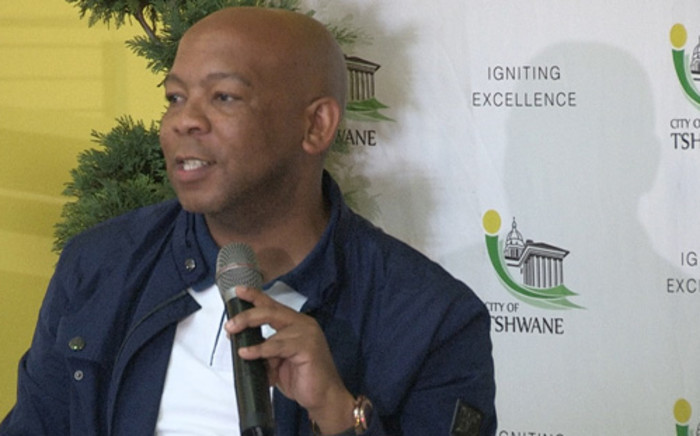 Tshwane Executive Mayor Kgosientso Ramokgopa. Picture: Supplied
