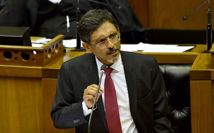 FILE: Trade and Industry Minister Ebrahim Patel. Picture: GCIS