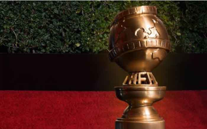 Picture: Twitter/@goldenglobes