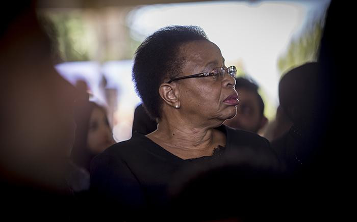 FILE: Graca Machel. Picture: EWN.