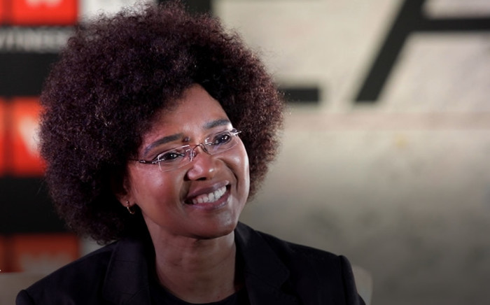 Eyewitness News Lifestyle sat down with now-retired SABC broadcaster Noxolo Grootboom on 1 April 2021 to chat about her illustrious career. Picture: Boikhutso Ntsoko/Eyewitness News.