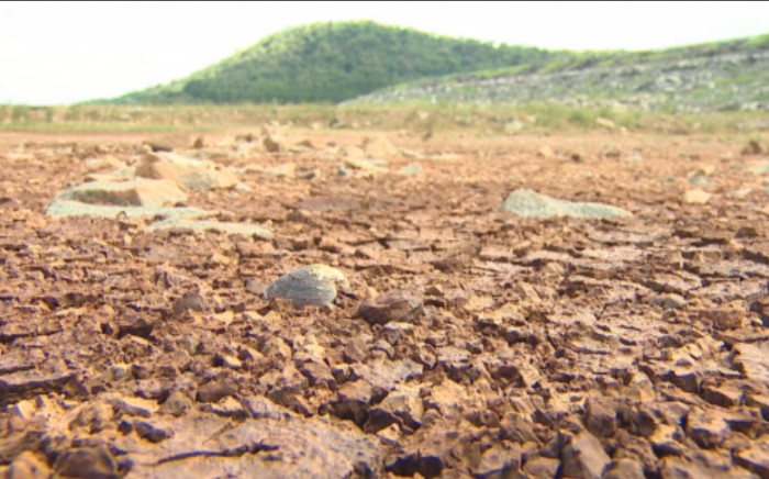 FILE. The Water and Sanitation Department has allocated more than R300 million towards intervention strategies, adding that government is not helpless at the helm of the drought. Picture: CNN/screengrab