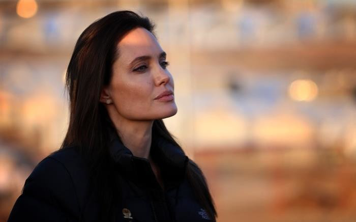FILE: US actress and United Nations High Commissioner for Refugees ambassador Angelina Jolie Pitt. Picture: AFP.