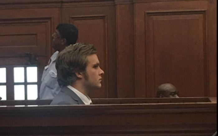 FILE: Triple murder accused Henri van Breda in the Western Cape High Court. Picture: Giovanna Gerbi/EWN.