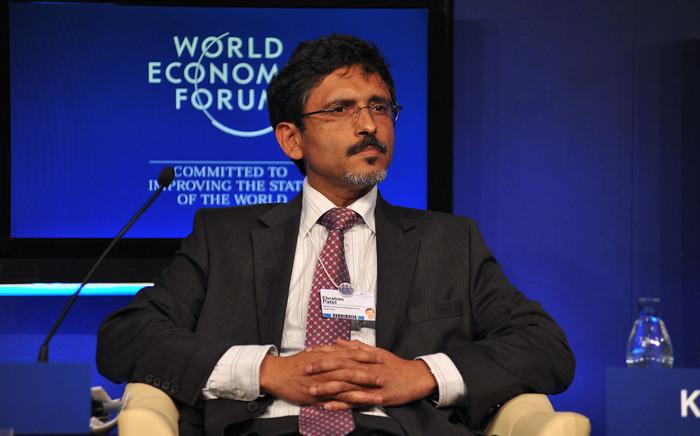 FILE: Economic Development Minister Ebrahim Patel. Picture: World Economic Forum
