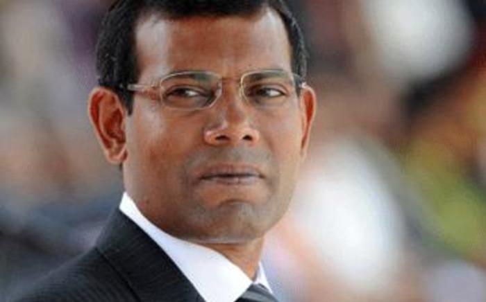 Former Maldivian President Mohamed Nasheed. Picture: AFP